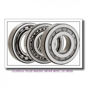ISO NU1024MA CYLINDRICAL ROLLER BEARINGS ONE-ROW METRIC ISO SERIES