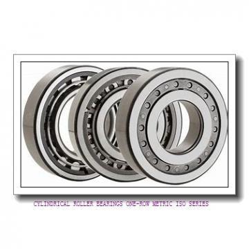 ISO NU2240EMA CYLINDRICAL ROLLER BEARINGS ONE-ROW METRIC ISO SERIES