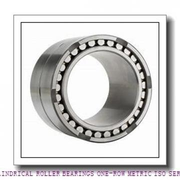 ISO NJ319EMA CYLINDRICAL ROLLER BEARINGS ONE-ROW METRIC ISO SERIES