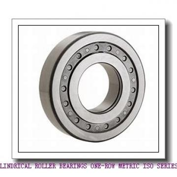 ISO NU1076MA CYLINDRICAL ROLLER BEARINGS ONE-ROW METRIC ISO SERIES