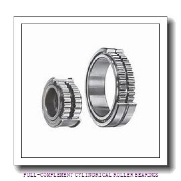 360 mm x 540 mm x 243 mm  NSK NNCF5072V FULL-COMPLEMENT CYLINDRICAL ROLLER BEARINGS