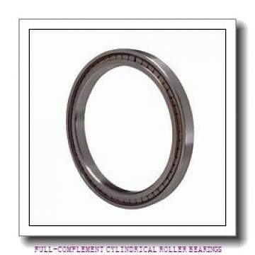 280 mm x 380 mm x 60 mm  NSK NCF2956V FULL-COMPLEMENT CYLINDRICAL ROLLER BEARINGS