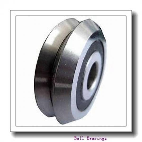 NSK BT190-1 DF Ball Bearings #1 image