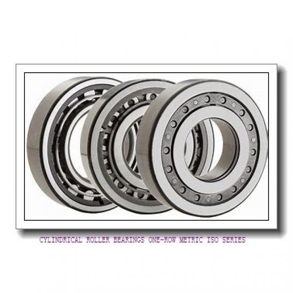 ISO NU2080EMA CYLINDRICAL ROLLER BEARINGS ONE-ROW METRIC ISO SERIES #1 image