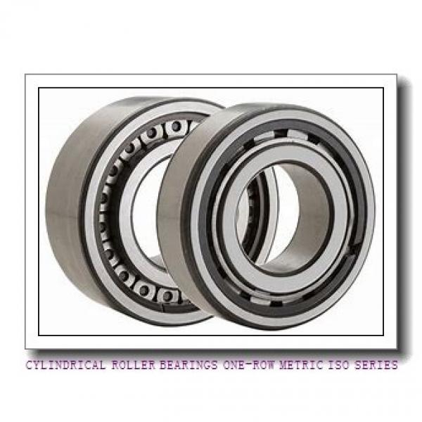 ISO NU31/500EMA CYLINDRICAL ROLLER BEARINGS ONE-ROW METRIC ISO SERIES #1 image