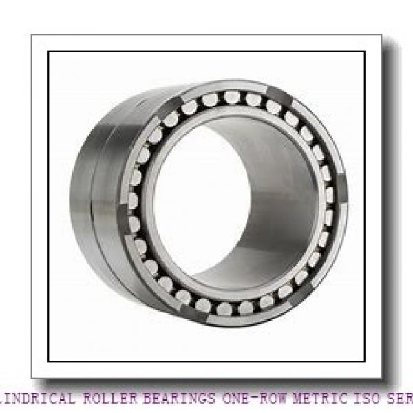 ISO NU1060MA CYLINDRICAL ROLLER BEARINGS ONE-ROW METRIC ISO SERIES #1 image