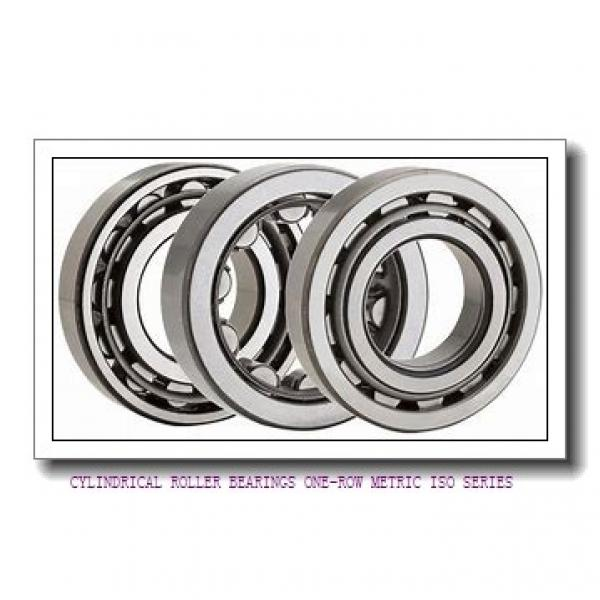 ISO NJ2326EMA CYLINDRICAL ROLLER BEARINGS ONE-ROW METRIC ISO SERIES #1 image