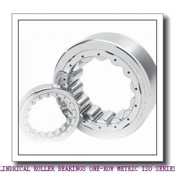 ISO NU340EMA CYLINDRICAL ROLLER BEARINGS ONE-ROW METRIC ISO SERIES #1 image