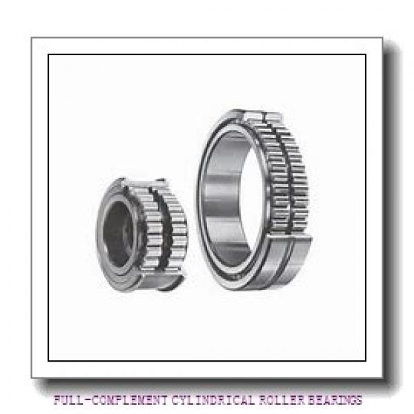 180 mm x 250 mm x 42 mm  NSK NCF2936V FULL-COMPLEMENT CYLINDRICAL ROLLER BEARINGS #1 image