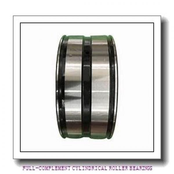 160 mm x 220 mm x 36 mm  NSK NCF2932V FULL-COMPLEMENT CYLINDRICAL ROLLER BEARINGS #1 image