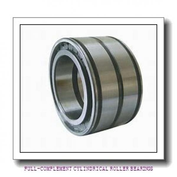 360 mm x 440 mm x 80 mm  NSK NNCF4872V FULL-COMPLEMENT CYLINDRICAL ROLLER BEARINGS #1 image