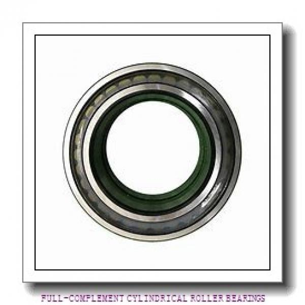 360 mm x 440 mm x 80 mm  NSK NNCF4872V FULL-COMPLEMENT CYLINDRICAL ROLLER BEARINGS #2 image