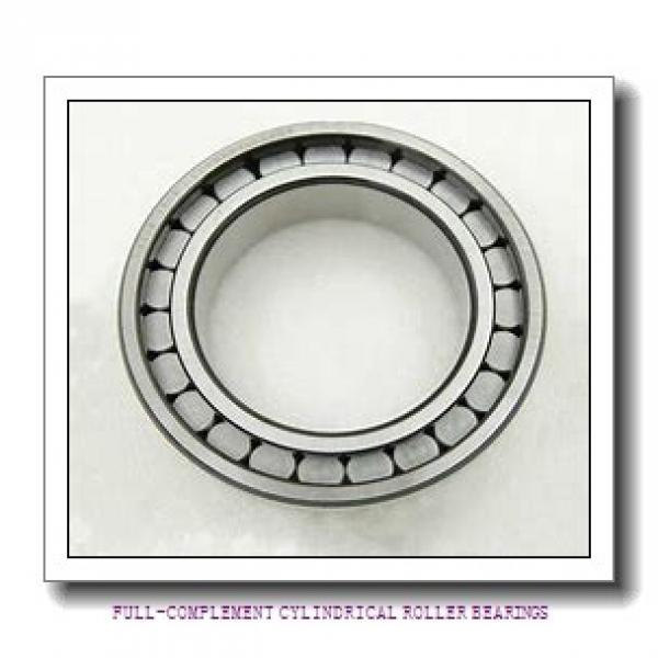 300 mm x 380 mm x 38 mm  NSK NCF1860V FULL-COMPLEMENT CYLINDRICAL ROLLER BEARINGS #3 image