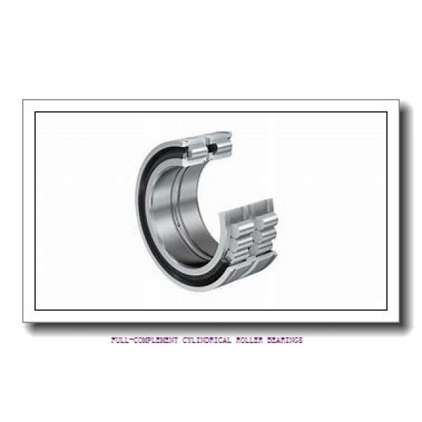 340 mm x 420 mm x 38 mm  NSK NCF1868V FULL-COMPLEMENT CYLINDRICAL ROLLER BEARINGS #3 image